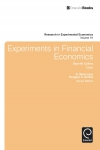 Jacket Image For: Experiments in Financial Economics