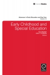 Jacket Image For: Early Childhood and Special Education