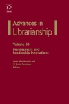 Jacket Image For: Management And Leadership Innovations