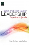Jacket Image For: Public and Third Sector Leadership
