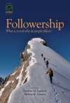 Jacket Image For: Followership