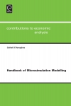 Jacket Image For: Handbook of Microsimulation Modelling