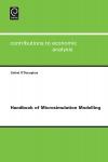 Jacket Image For: Handbook of Microsimulation Modelling