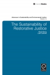 Jacket Image For: The Sustainability of Restorative Justice