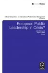 Jacket Image For: European Public Leadership in Crisis?
