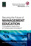 Jacket Image For: Securing the Future of Management Education
