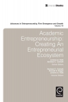 Jacket Image For: Academic Entrepreneurship