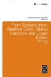 Jacket Image For: From Sustainable to Resilient Cities