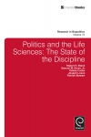 Jacket Image For: Politics and the Life Sciences