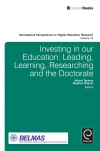 Jacket Image For: Investing in our Education