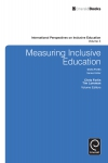 Jacket Image For: Measuring Inclusive Education