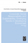 Jacket Image For: Corporate Social Responsibility and Sustainability