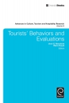 Jacket Image For: Tourists' Behaviors and Evaluations