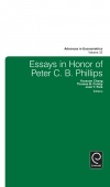 Jacket Image For: Essays in Honor of Peter C. B. Phillips