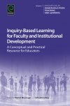 Jacket Image For: Inquiry-Based Learning for Faculty and Institutional Development