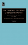 Jacket Image For: Sociological Studies of Children and Youth