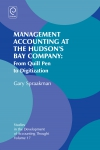 Jacket Image For: Management Accounting at the Hudson's Bay Company