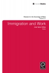 Jacket Image For: Immigration and Work