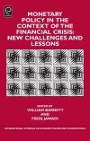 Jacket Image For: Monetary Policy in the Context of Financial Crisis