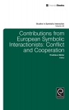 Jacket Image For: Contributions from European Symbolic Interactionists