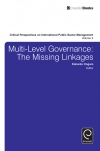 Jacket Image For: Multi-Level Governance