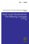 Jacket Image For: Multi-Level Governance
