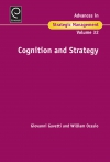 Jacket Image For: Cognition & Strategy