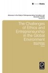Jacket Image For: The Challenges of Ethics and Entrepreneurship in the Global Environment