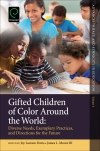Jacket Image For: Gifted Children of Color Around the World