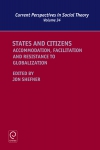 Jacket Image For: States and Citizens