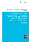 Jacket Image For: Storytelling-Case Archetype Decoding and Assignment Manual (SCADAM)