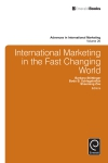 Jacket Image For: International Marketing in the Fast Changing World