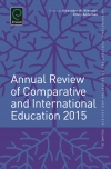 Jacket Image For: Annual Review of Comparative and International Education 2015