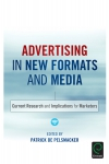 Jacket Image For: Advertising in New Formats and Media