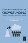 Jacket Image For: International Perspectives on Crowdfunding