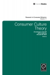 Jacket Image For: Consumer Culture Theory