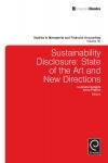 Jacket Image For: Sustainability Disclosure