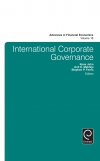 Jacket Image For: International Corporate Governance