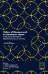Jacket Image For: History of Management Accounting in Japan