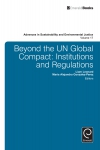 Jacket Image For: Beyond the UN Global Compact