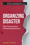 Jacket Image For: Organizing Disaster