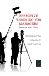 Jacket Image For: Effective Teaching for Managers