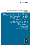Jacket Image For: Lessons from the Great Recession