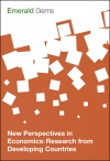Jacket Image For: New Perspectives in Economics