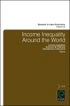 Jacket Image For: Income Inequality Around the World