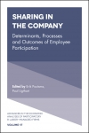 Jacket Image For: Sharing in the Company