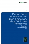 Jacket Image For: Protest, Social Movements, and Global Democracy since 2011