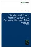 Jacket Image For: Gender and Food