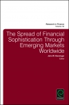 Jacket Image For: The Spread of Financial Sophistication Through Emerging Markets Worldwide
