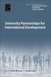 Jacket Image For: University Partnerships for International Development